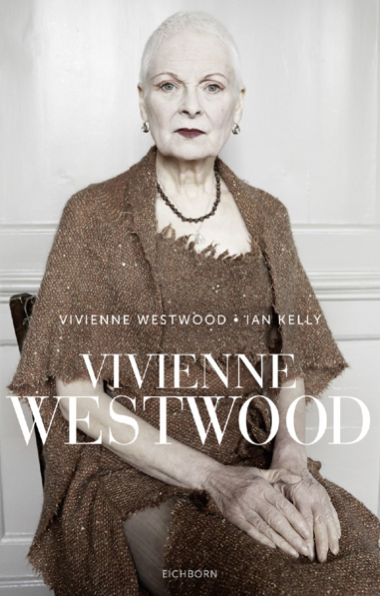 Vivienne Westwood, Buch-Cover
