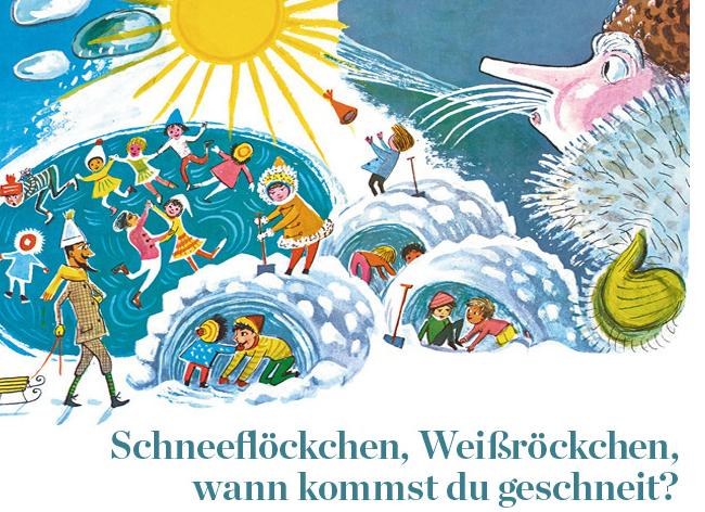 Wintermärchenbuch Taschen