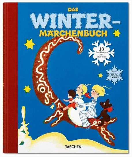 Das Wintermärchenbuch-Cover