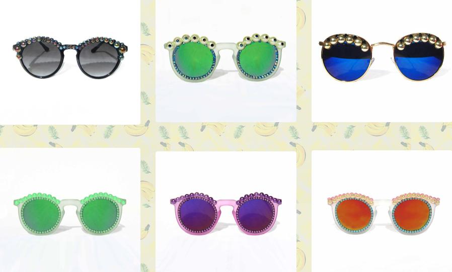 Sonnenbrillen von Fréda Banana