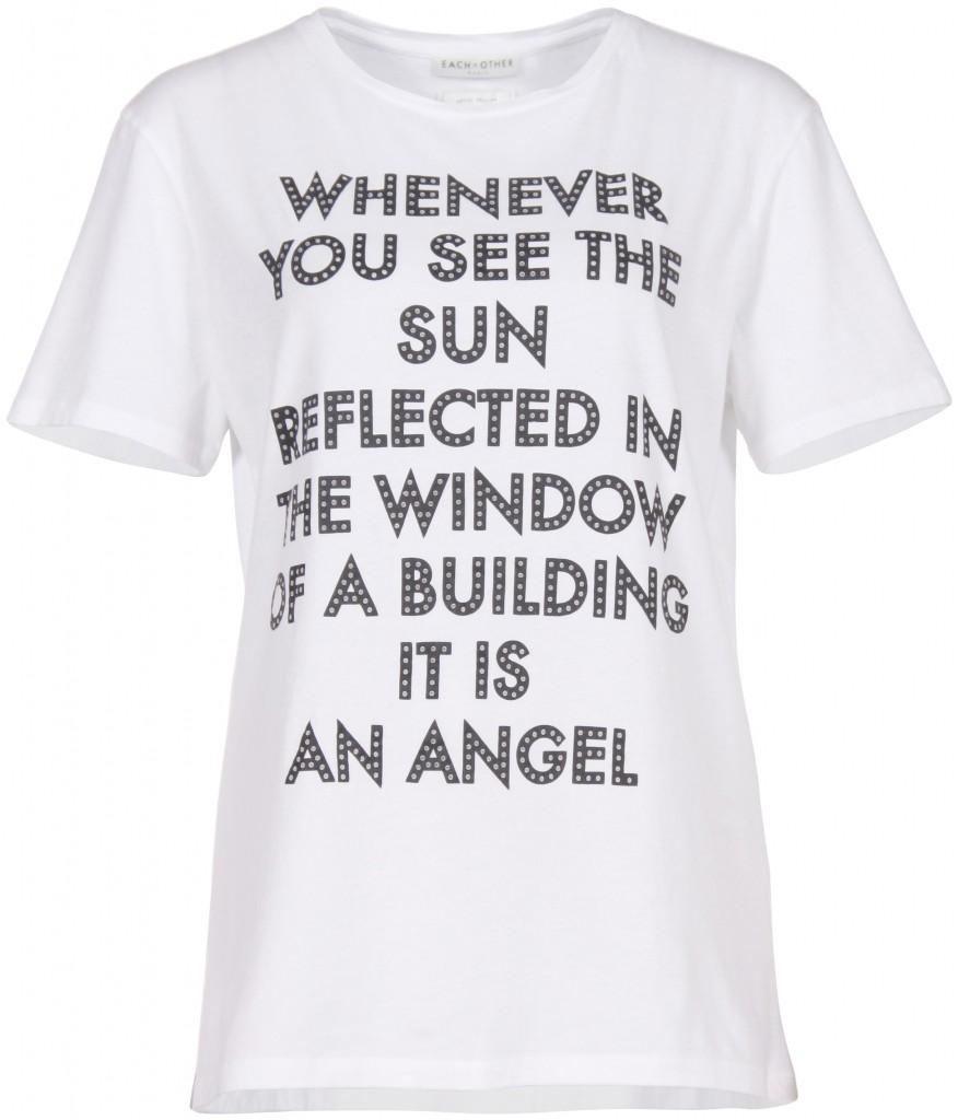 Shirt von Each x Other