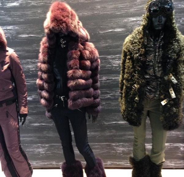 SOS Sportswear auf der ispo Februar 2015