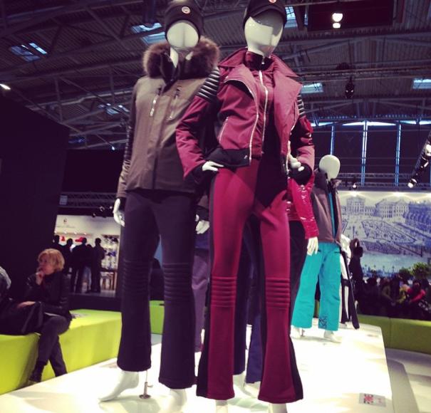 70ties-Style auf der ispo 2015