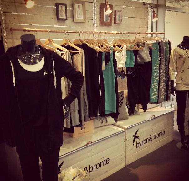 Yogawear von bryon&bronte