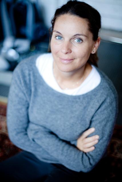Nathalie Prieger, die Gründerin und Macherin von Mandala