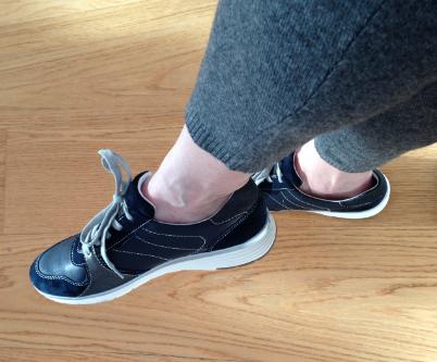 ara Sneakers - ohne Socken! Der Frühling ist da!!!