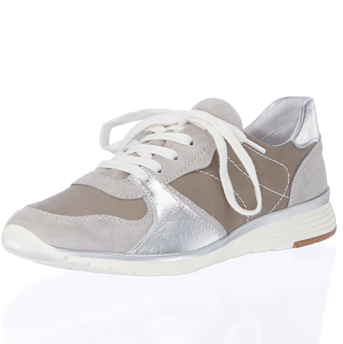 Sneaker Rio von ara in Silber