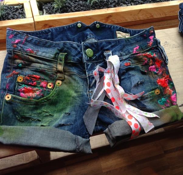 Jeans-Shorts von Herrlicher