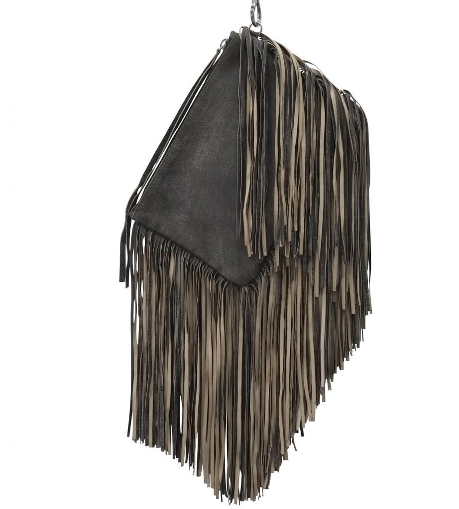 Fransen-Tasche von Barbara Bonner, erhältlich für 929 Euro über www.MyStylecatch.com