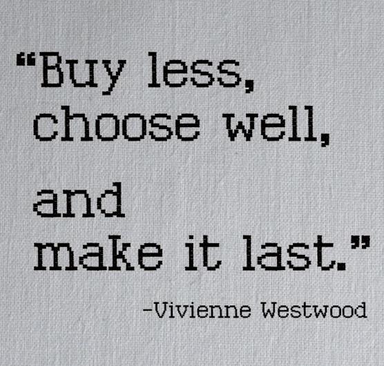 VivienneWestwood_Zitat!