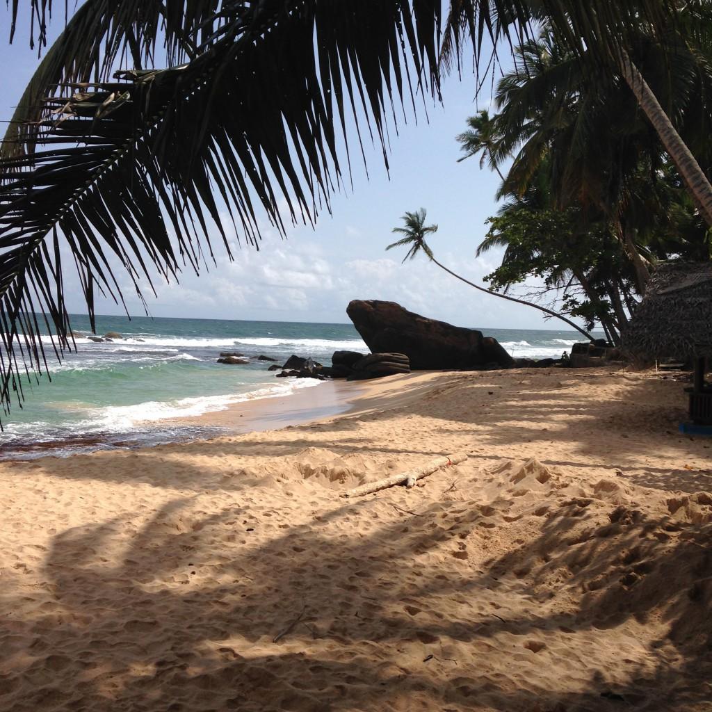 Unawatanu Beach SriLanka