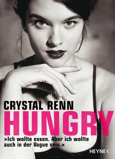 Buchcover zu Hungry von Crystal Renn