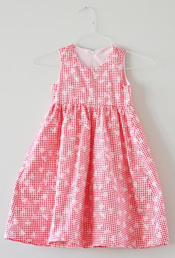 Sommerkleid von Sonnenkitz für Mädchen