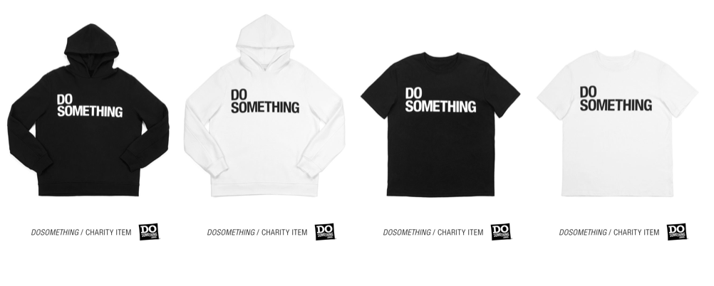 Do Something Capsule Kollektion von Alexander Wang
