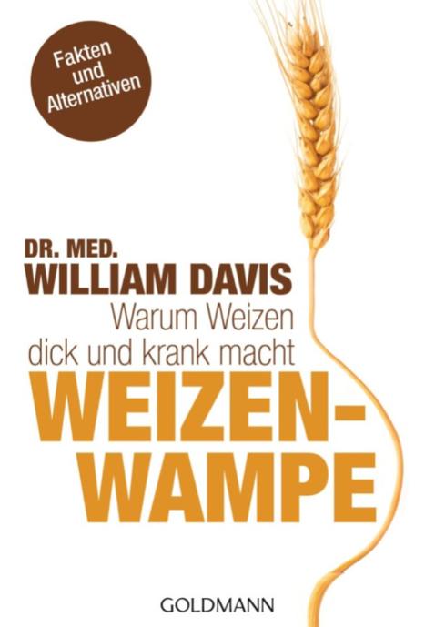 Buchcover Weizenwampe