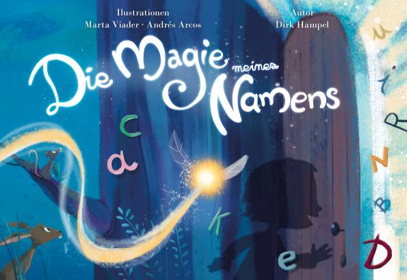 Buchcover: Die Magie meines Namens