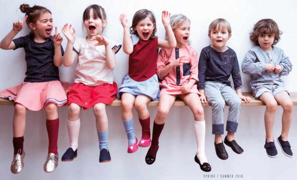 Aus dem Love Kidswear Lookbook