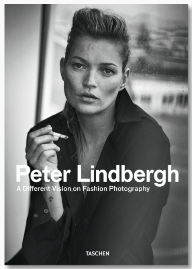 Buchcover Peter Lindbergh. A Different Vision on Fashion Photography