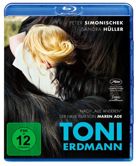 Toni Erdmann DVD Cover
