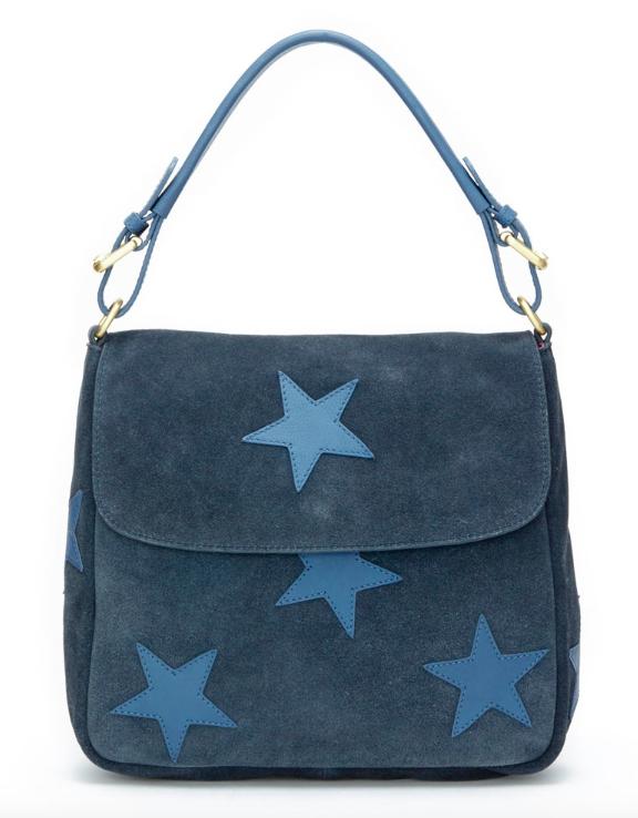 Tasche mit Sternen