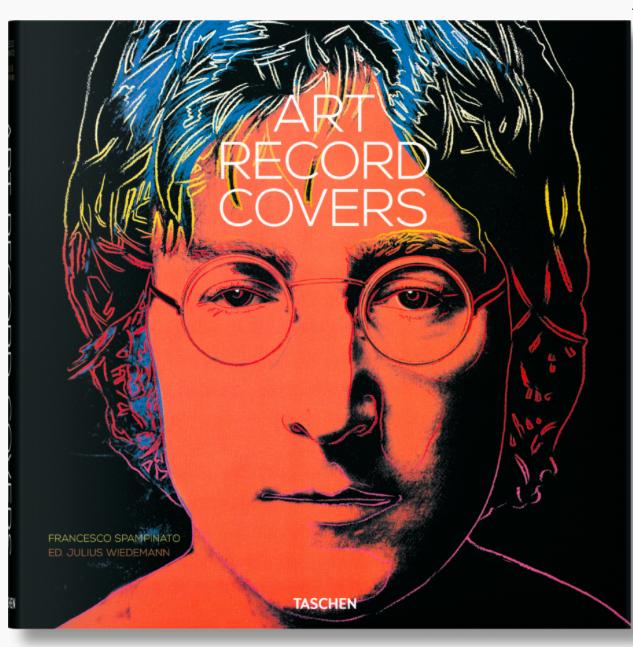 Art Record Cover, TASCHEN