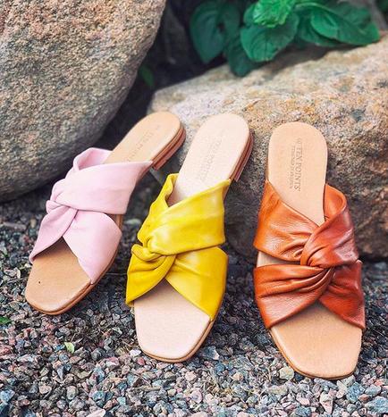 Bequem & stylisch: Sandalen für den Sommer von Ten Points